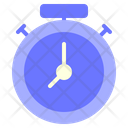 Timer Stopwatch Fitness Icon