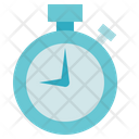 Fitness Gym Timer Icon