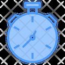 Stopwatch Sport Exercise Icon