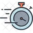 Timer Stopwatch Delivery Icon