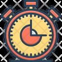 Timer Watch Alarm Icon
