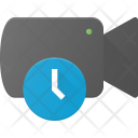 Timer Time Record Icon