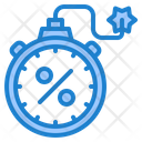 Timer Discount Icon