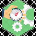 Timer Setting Icon