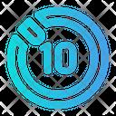 Timer Ten Timer Ten Icon