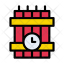 Timerbomb Explosion Weapon Icon