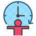 Times Manage Space Icon