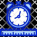 Timestamp Encoded Information Postmark Icon