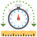 Timestamp Sequence Characters Icon