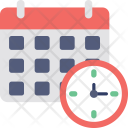 Timetable Schedule Meeting Icon
