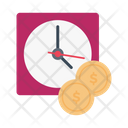 Timetable Schedule Banking Icon