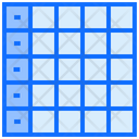 Timetable Board Schedule Icon
