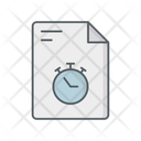 Timetable Schedule Time Icon