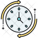 Timing Clock Timer Icon