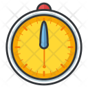 Timing Performance Icon