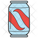 Drink Tin Beverage Cold Drink Icon