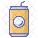 Tin Pack Tin Beverage Cold Drink Icon