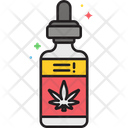Mtincture Tincture Cannabinoid Icon