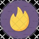 Tinder Flame Blaze Icon