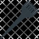 Tinting Brush Hair Icon