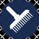 Tinting Brush Pet Brush Hair Cutting Icon
