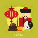 Tionghoa Day Celebrations Icon