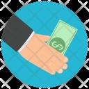 Tip Money Finance Icon