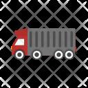 Tipper Truck Icon