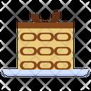 Tiramisu Italian Dessert Icon