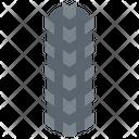 Tire Tread Tubeless Icon