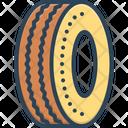 Tire Car Garage Icon