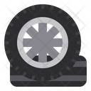 Tire Automobile Car Icon