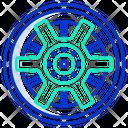 Tire Car Wheel Mac Wheel Icon