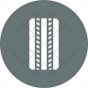 Tire Tyre Car Icon