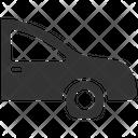 Car Vehicles Tire Icon