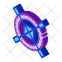 Non Impeller Tire Icon