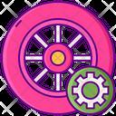 Tire Maintenance Icon