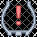 Tire pressure Icon