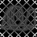 Tire Rack Icon