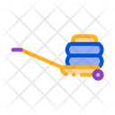Tire Trolley Icon