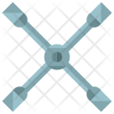 Tire Wrench Icon