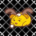 Tired Bored Sticker Icon