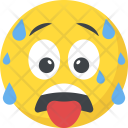 Tired Emoji Icon