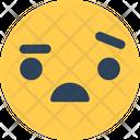Tired Face Dizzy Fatigue Icon
