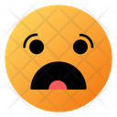 Tired Face Emoji Face Icon