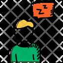 Tiredness Icon