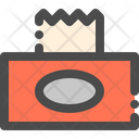 Tissue Box Clean Icon
