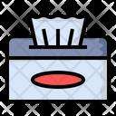 Tissue Paper Clean Icon