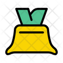 Tissue Dry Cleaning Icon