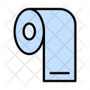 Tissue Roll Dry Icon